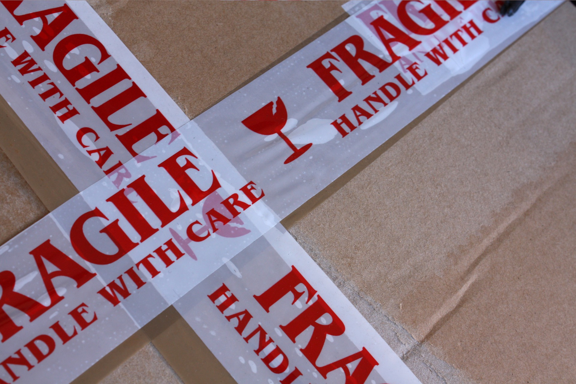 how to charge for shipping fragile